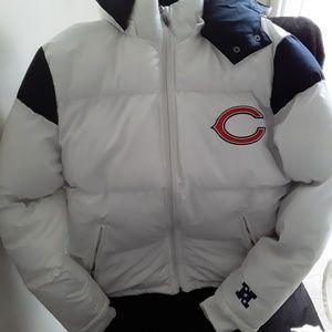Womens Chicago Bears NFL jackey
